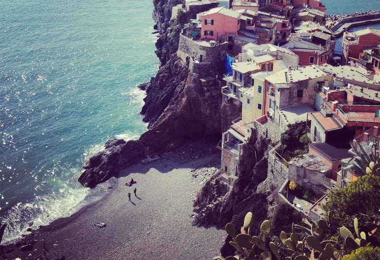 Private Apartment With Kitchen in Cinque Terre, Citra Code 011030-lt-0048, فيرناتسا, الشاطئ