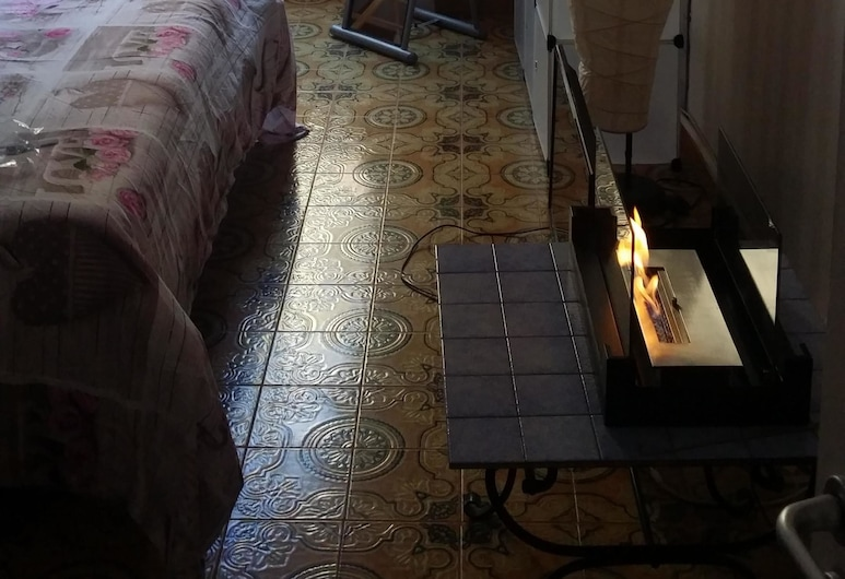 B&B A Casa di Grazia, Νάπολη, Δωμάτιο (Rossano), Δωμάτιο επισκεπτών