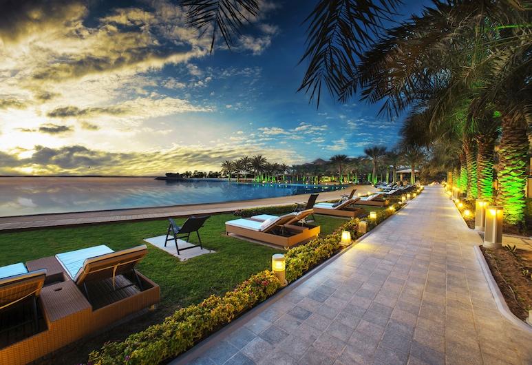 Reef Resort, Manama, Piscina infinita