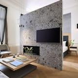 Departamento superior, 2 habitaciones (Harmonia) - Sala de estar