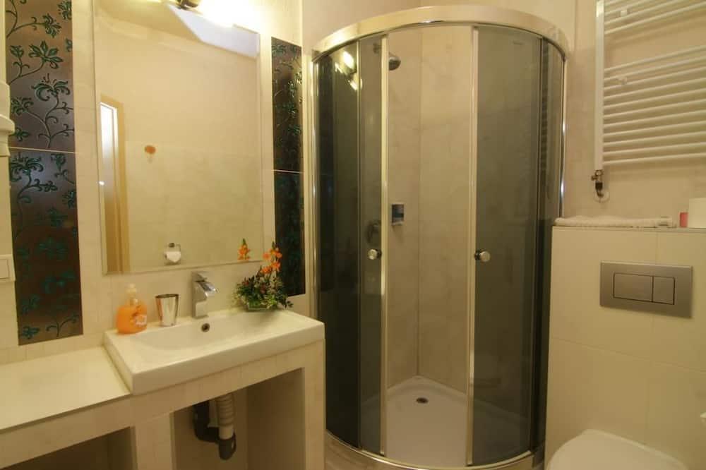 Comfort-dobbeltværelse til 1 person - Badeværelse