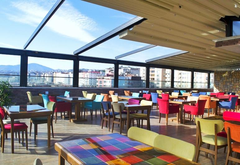 Samsun Kapris Hotel, Samsun, Taras/patio