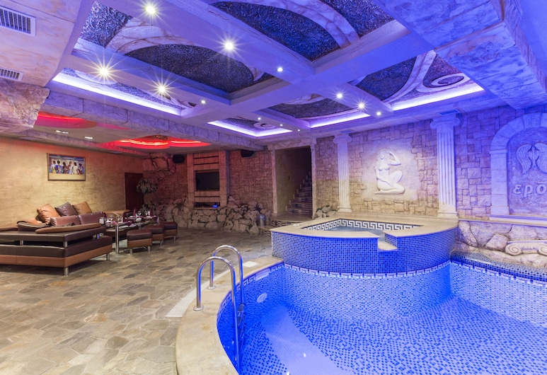 Green Palace Hotel, Yerevan, Premier Suite, Indoor Pool