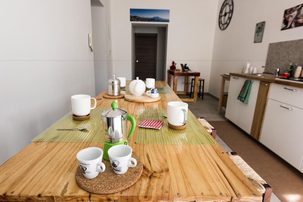 標準雙人房, 私人浴室 (External) - 客廳