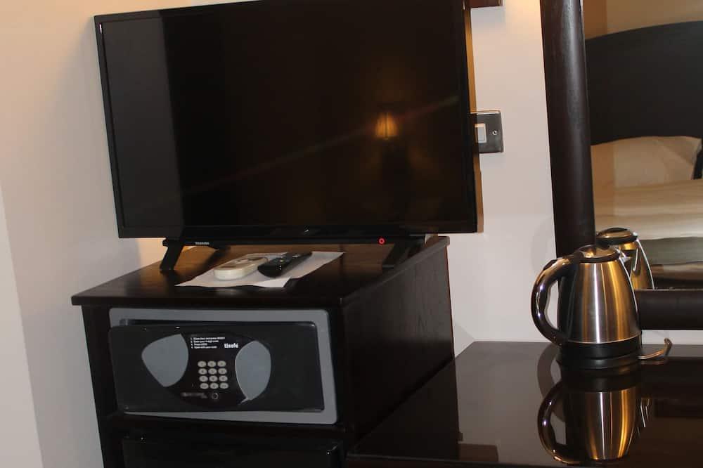 Pokój z 2 pojedynczymi łóżkami typu Deluxe - Minilodówka