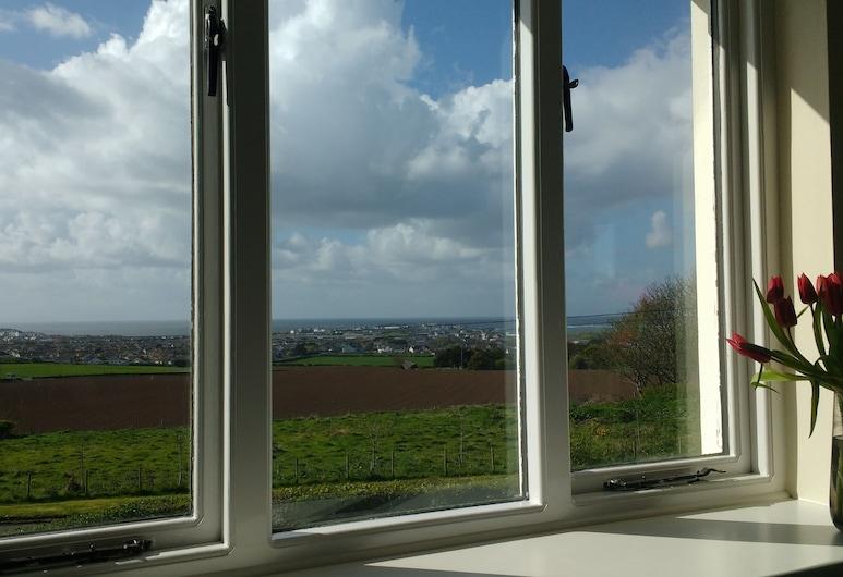 Rush View, Portrush, Quarto Duplo Superior, 1 cama king-size, Vista Mar (Forget-me-not), Vista do Quarto