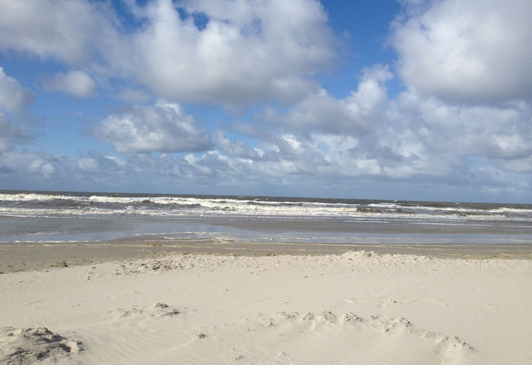 Apartment 62 in the House Windward and Leeward in a Prime Location, St. Peter-Ording, ชายหาด