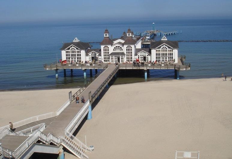 Apartamento no. 5 en la Casa del Báltico Sellin Para 2 Personas, Sellin, Playa