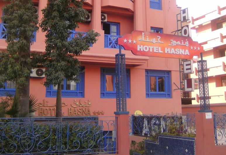 Hotel Hasna, Marrakesh
