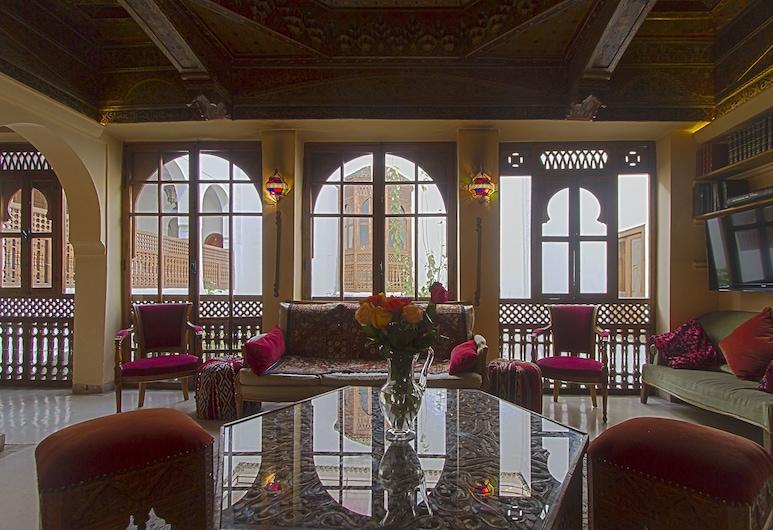 尤瑟夫里亞德班酒店, 馬拉喀什, 大堂酒廊