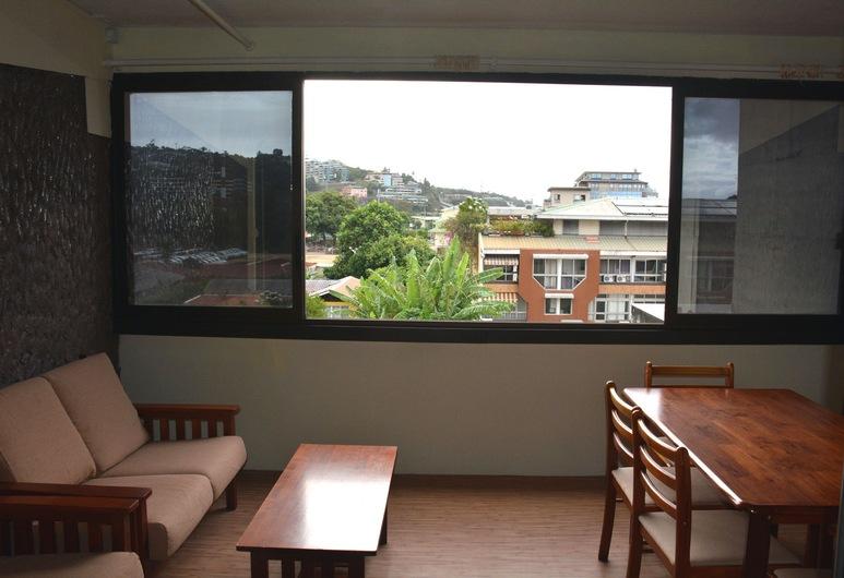 Chez Vous à Papeete, Papeete, Studio, Living Area