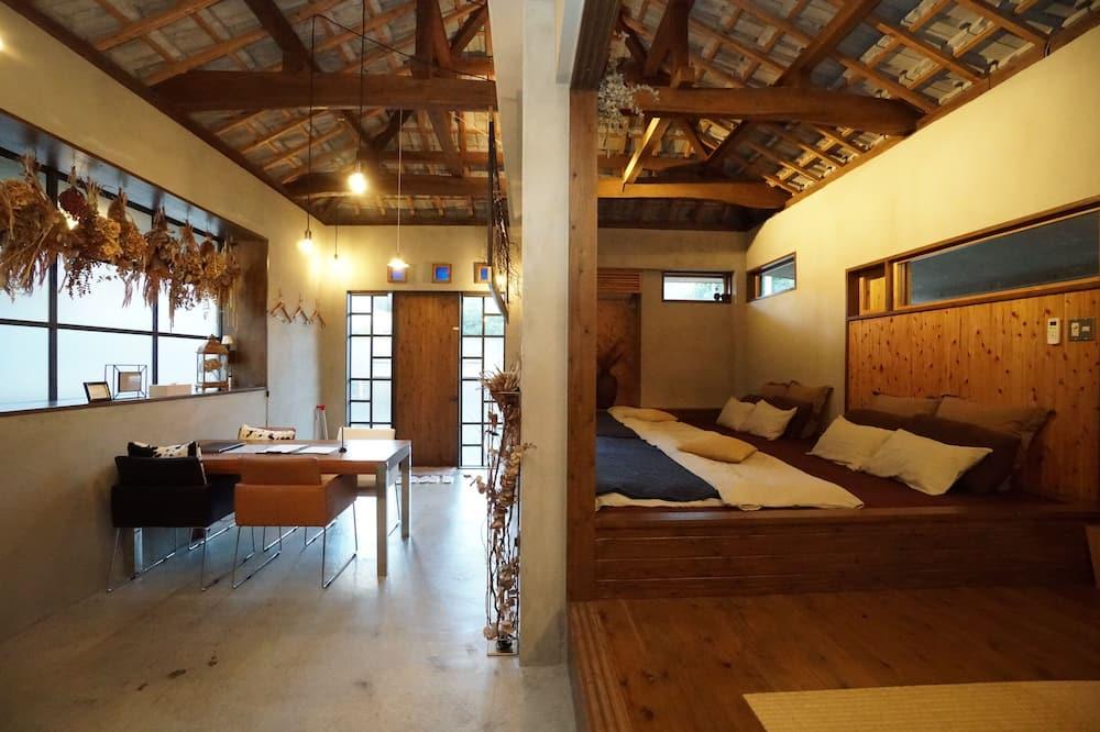 Comfort Villa, 2 Katil Ratu (Queen) - Ruang Tamu