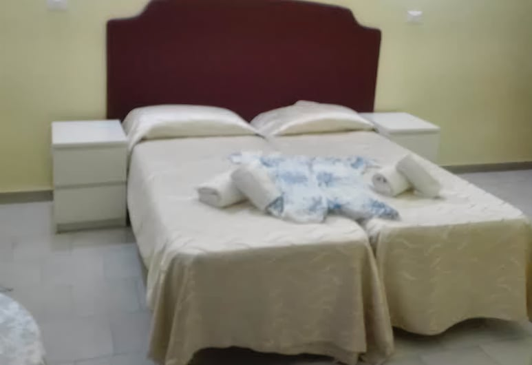 New Orleans, Rome, Standard Double or Twin Room, Guest Room