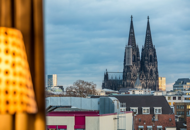 THE MIDTOWN HOTEL by The New Yorker, Cologne, Guest Room View