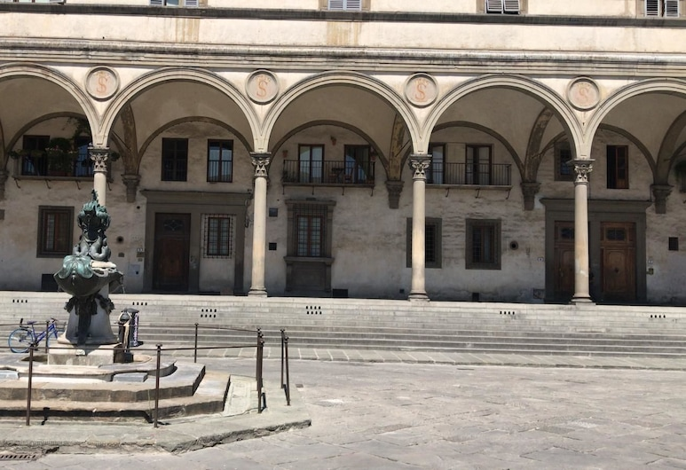 Residenza d'epoca Galleria L'Accademia, Florence, Bagian Depan Hotel
