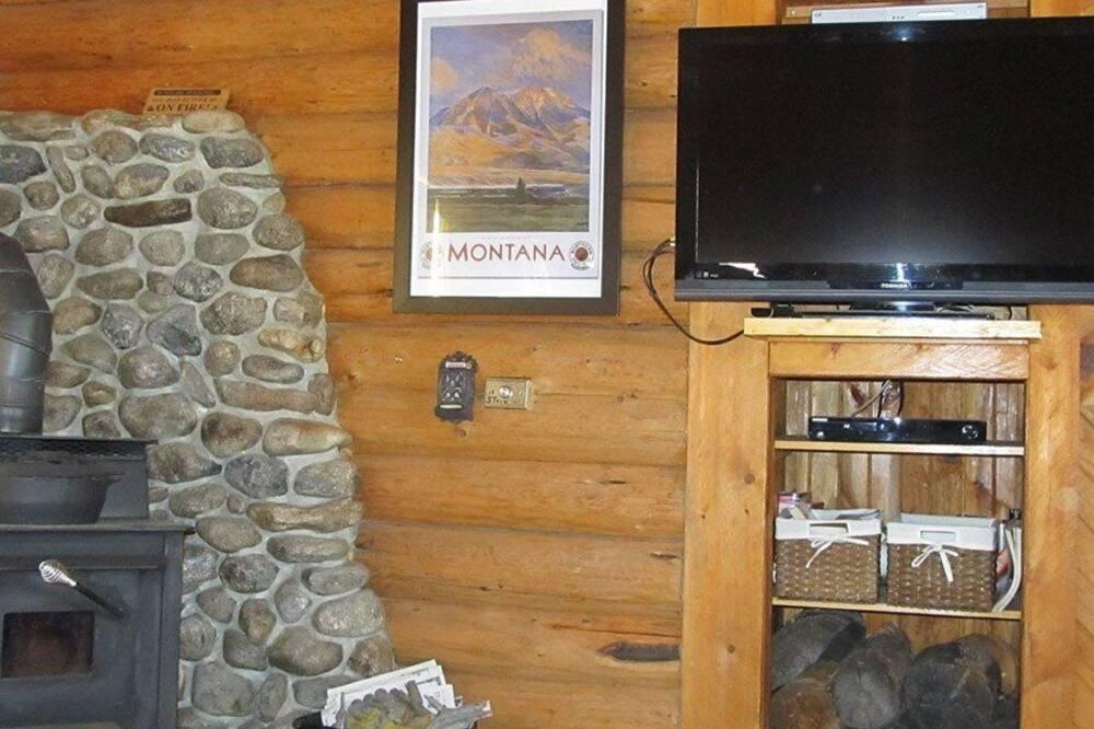 Room, Private Bathroom (Emigrant Peak Cabin - Breakfast Not Included) - Soggiorno