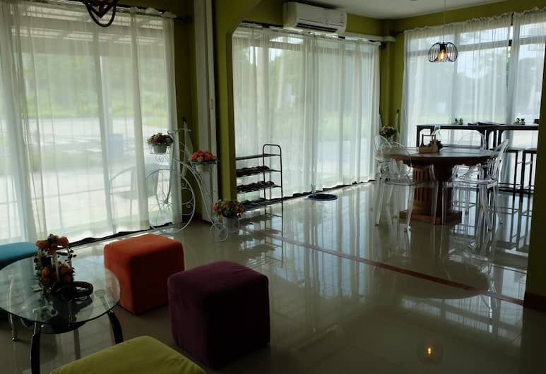 夢想小屋飯店, 攀武里, Dormitory Room, 客房