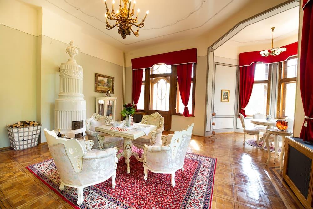 Room (Adina Mandlova) - Living Area