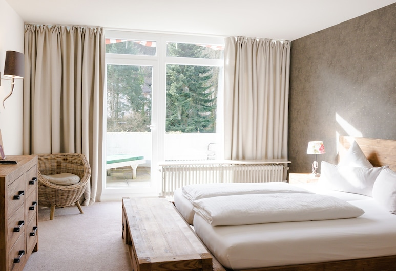 Hotel Luisenpark, Bad Bergzabern, Doppia Deluxe, Camera