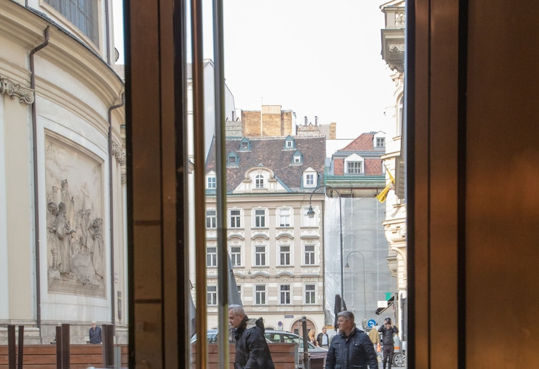 High Street Suites, Viena, Entrada (parte interna)
