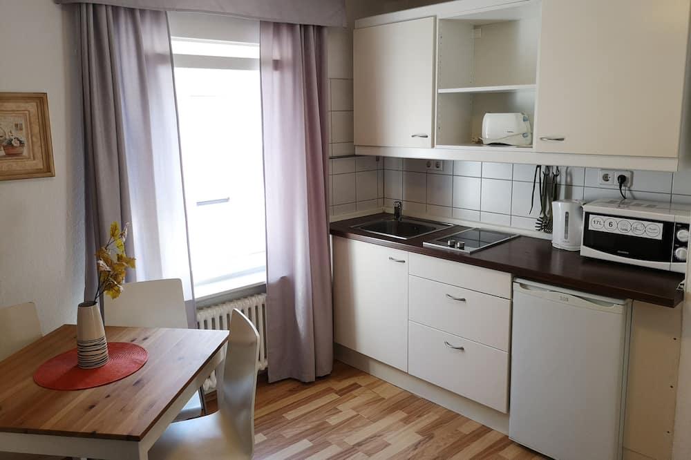 Appartement (Adlerstrasse 1) - Restauration dans la chambre