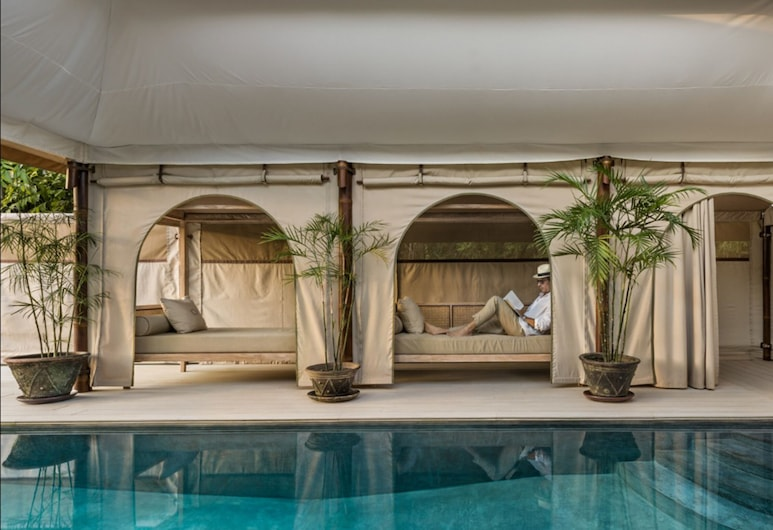 The Beige, Angkor Thum, VIP Pool Tent, Quarto