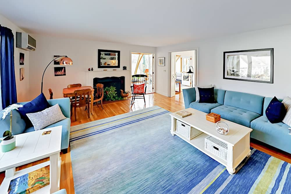 獨棟房屋, 4 間臥室 - 客廳
