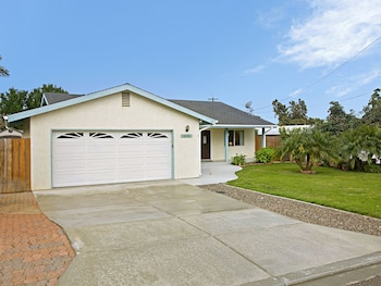 Picture of Carlsbad Home, Walk to Beach by RedAwning in Carlsbad