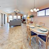 Casa, 2 habitaciones - Servicio de comidas en la habitación