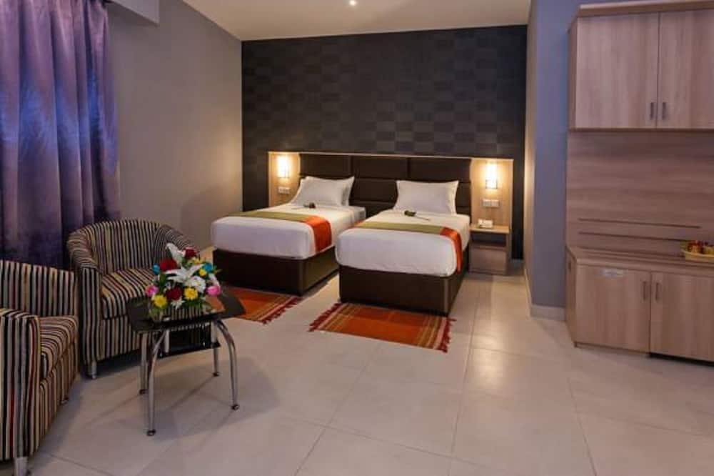 Phòng 2 giường đơn Deluxe, 2 giường đơn - Phòng