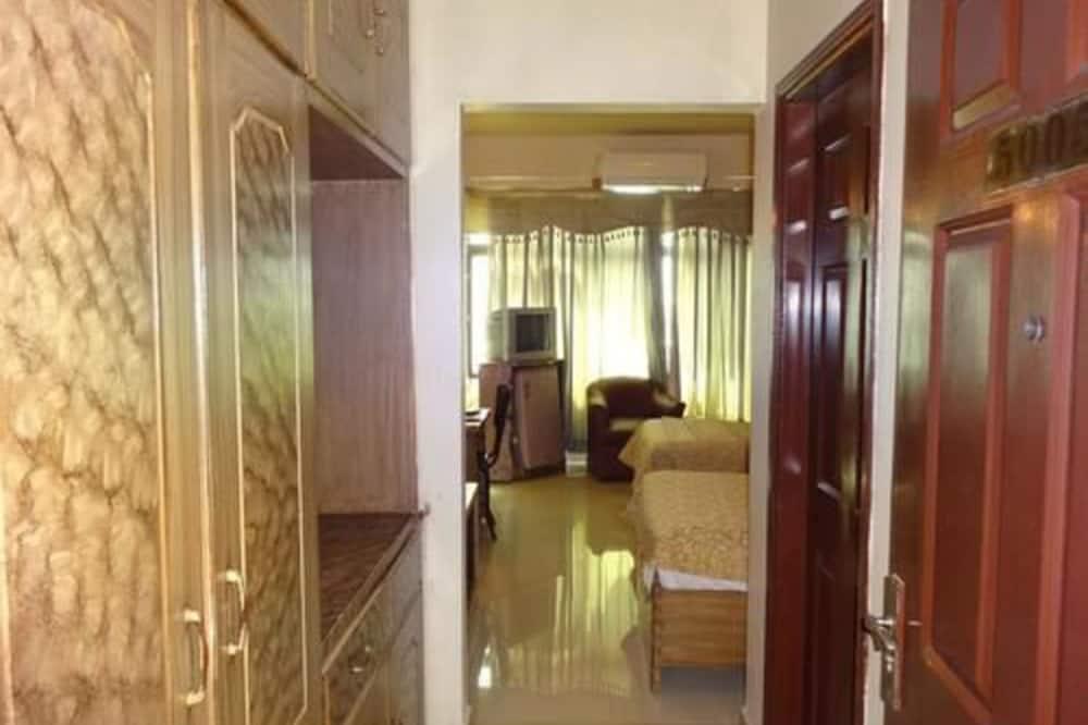 Dobbeltværelse - Værelse