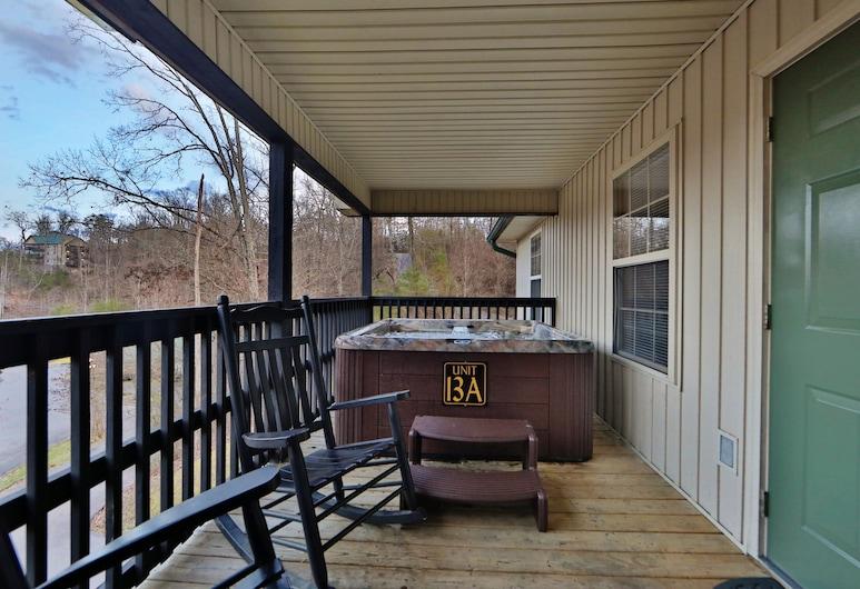 Briarstone Lodge  13a 2 Bedroom Condo, Pigeon Forge, Byt, 2 spálne, Balkón