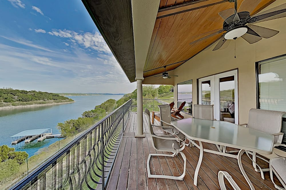 Shiraz Haus on Lake Travis by RedAwning