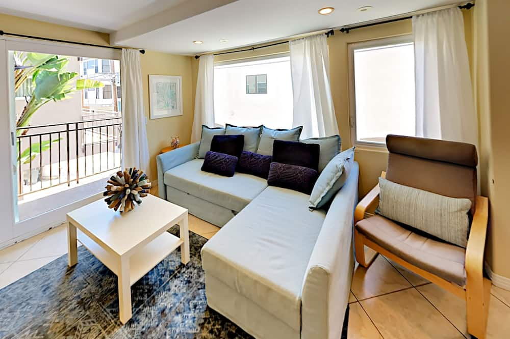 Residenza, 3 camere da letto - Area soggiorno