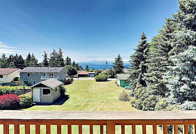 Coupeville  By Admiralty Bay 3 Bedroom Home, Coupeville, Casa, 3 camere da letto, Balcone
