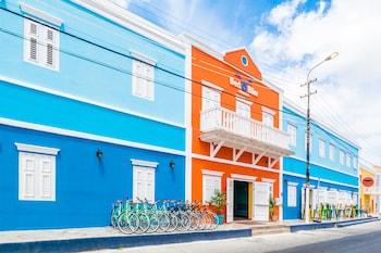 Foto van Bed & Bike Curacao Hotel in Willemstad