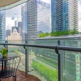 Luxury Condo, 1 Bedroom, Corner - Balcony