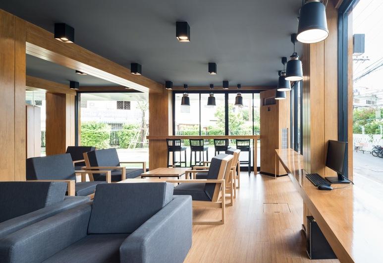 Asana Hotel & Residence, Pattaya, Khu phòng khách tại tiền sảnh