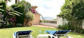 Mijas bölgesindeki SCH Villa El Faro resmi