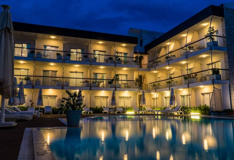 Otel Yeni Residence, Cesme, Dış Mekân