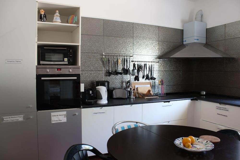 Basic Shared Dormitory, Mixed Dorm (B) - Shared kitchen facilities