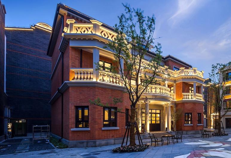 上海繡雲裏·浦東酒店, 上海市, 酒店正面