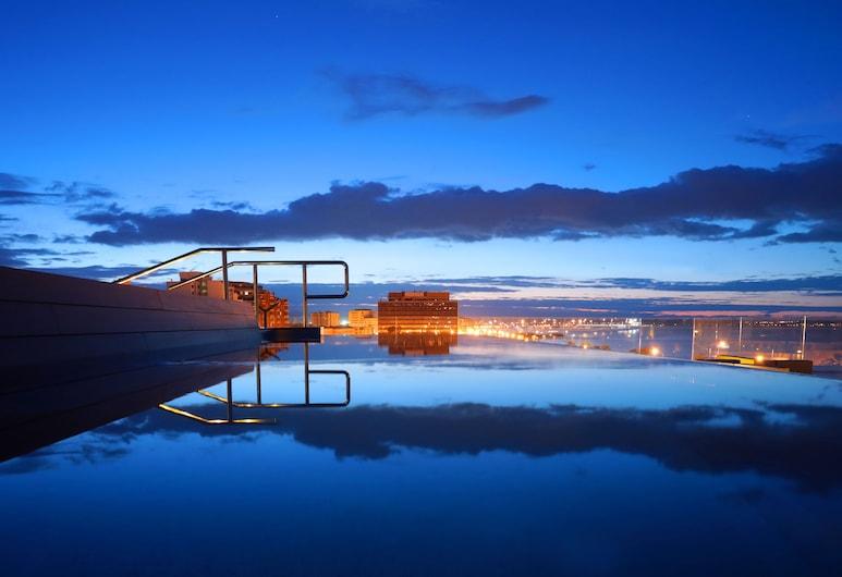 Hotel Es Princep, Palma de Mallorca, Basen na dachu