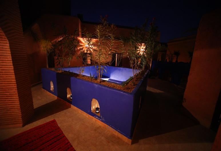 Riad Ben Saleh, Marrakesh, Idromassaggio all'aperto