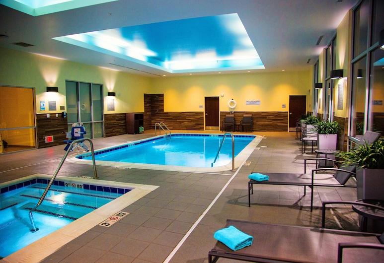 Fairfield Inn and Suites by Marriott Pocatello, Pocatello, Iekštelpu baseins
