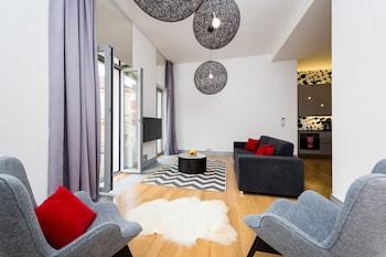 Bilde av EMPIRENT Aquarius Apartments i Praha