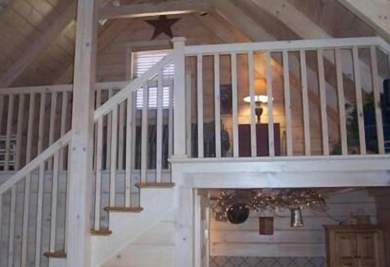 New River Trail Cabins, Galax, Ferienhütte, Mehrere Betten (309: Old Glory), Zimmer