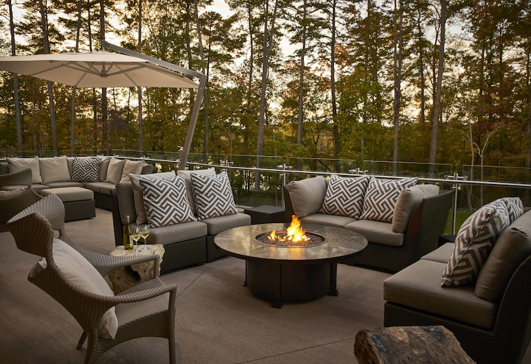 The StateView Hotel, Autograph Collection, Raleigh, Terrace/Patio