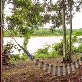 Suite Júnior, Frigorífico, Vista Rio - Vista para a água