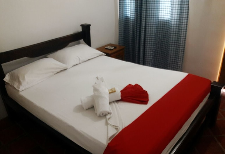 Hotel Santa Cruz de Mompox, Mompos, Værelse